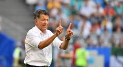 Juan Carlos Osorio quedó eliminado del Mundial ante Brasil