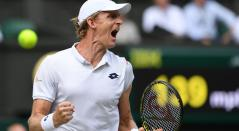 Kevin Anderson, tenista sudafricano