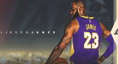 LeBron James oficialmente jugador de los Lakers