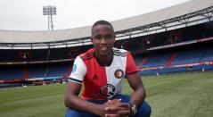 Luis Sinisterra Feyenoord