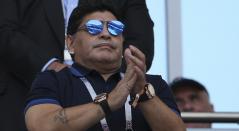 Diego Maradona - Rusia 2018