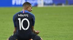 Francia se entrenó sin Mbappé a tres días de la final del Mundial