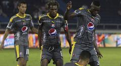 Jugadores de Independiente Medellín