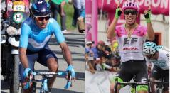 Nairo Quintana y Rigoberto Urán intentarán descontar tiempo en la montaña