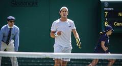 Nicolás Mejía Wimbledon 2018