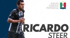 Ricardo Steer, delantero del Once Caldas