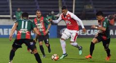 Rampla Juniors vs Santa Fe - Sudamericana