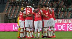 Santa Fe prestó a Fabio Burbano y Jhontan Herrera al Rampla Juniors de Uruguay