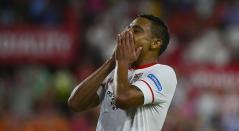 Luis Fernando Muriel, delantero del Sevilla FC