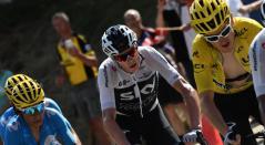 Geraint Thomas, ciclista del Sky