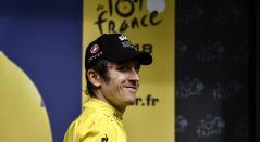 Geraint Thomas, virtual ganador del Tour de Francia 2018