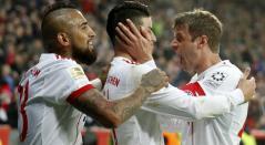 Vidal James Muller Bayern Múnich