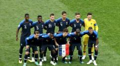 Francia se coronó campeón del mundo en Rusia 2018 tras 20 años
