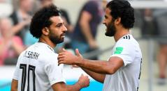 Mohamed Salah sería dirigido por Jorge Luis Pinto en la selección de Egipto