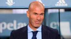 Zinedine Zidane conquistó en la última temporada su tercera Champions League consecutiva