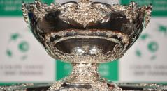 Trofeo que se entrega al país ganador de la Copa Davis