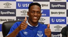 Everton, el equipo donde Yerry Mina buscará revancha