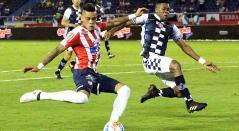 Boyacá Chicó blanqueó a Junior