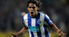 Falcao inició su carrera en Europa con Porto