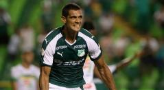 José Sand volvió a marcar con el Cali, esta vez frente al Medellín