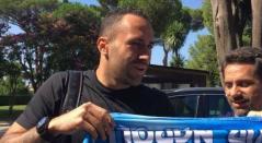 David Ospina, previo a presentar exámenes médicos con Napoli