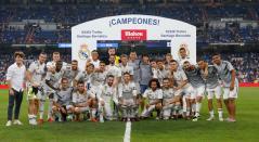 Real Madrid se quedó con el Trofeo Santiago Bernabéu
