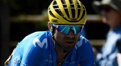 Alejandro Valverde reconoció la ascendencia de Nairo Quintana como líder del Movistar