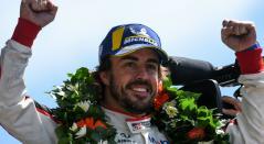 Fernando Alonso, piloto de Mc Laren