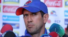 Arturo Reyes, técnico interino de la Selección Colombia ante Venezuela y Argentina