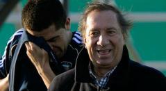 Carlos Salvador Bilardo, director técnico argentino