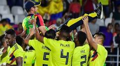 Colombia obtuvo la presea de oro en el fútbol de los Centroamericanos 2018