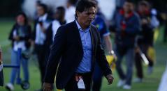 Flabio Torres, técnico colombiano