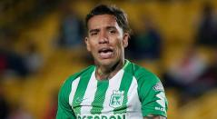 Dayro Moreno llegó a cincuenta goles con Atlético Nacional