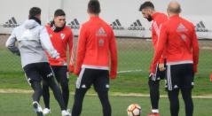 Juan Fernando Quintero entrenamiento River Plate