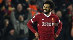 Mohamed Salah, jugador del Liverpool