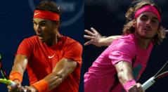 Rafael Nadal y Stefanos Tsitsipas se enfrentarán en la final del Masters 1000 de Toronto