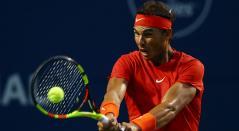 Rafael Nadal pasa a octavos en el Masters 1000 de Toronto
