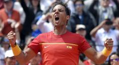 Rafael Nadal, tenista español