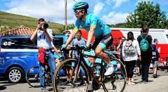 Superman López se impuso en la tercera fracción de la Vuelta a Burgos