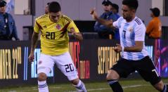 Colombia mantuvo su racha sin victorias ante Argentina que se prolonga por casi once años