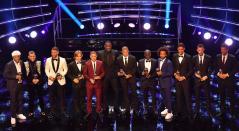 Luka Modric, protagonista principal de la gala de los premios The Best organizada por la FIFA