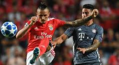 Benfica vs Bayern Múnich - Champions League 2018