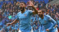 Manchester City derrotó a Cardiff por la sexta fecha de la Premier League