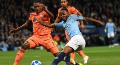 Manchester City perdió ante Lyon en su estreno de Champions