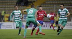 Equidad vs Medellín en la Liga Águila 2018-II
