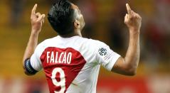 Falcao, delantero de AS Mónaco