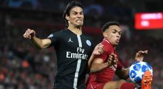 Liverpool se enfrentó al PSG en la primera fecha de la UCL
