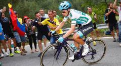 'Superman' López en la Vuelta a España 2018