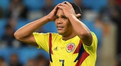 Carlos Bacca, jugador colombiano