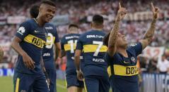 Wilmar Barrios y Edwin Cardona